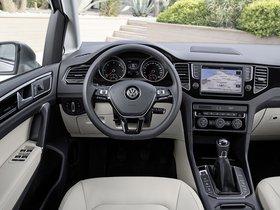 Ver foto 23 de Volkswagen Golf Sportsvan TDI 2014