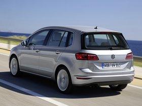 Ver foto 10 de Volkswagen Golf Sportsvan TDI 2014