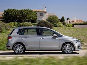 Ver foto 8 de Volkswagen Golf Sportsvan TDI 2014