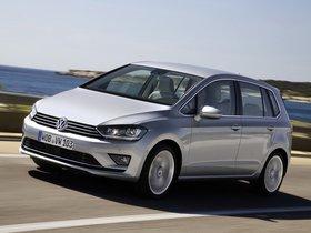 Ver foto 7 de Volkswagen Golf Sportsvan TDI 2014