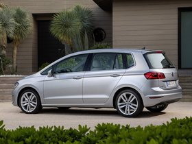 Fotos de Volkswagen Golf Sportsvan TDI 2014