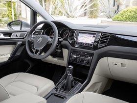 Ver foto 22 de Volkswagen Golf Sportsvan TDI 2014