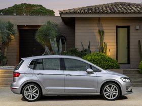 Ver foto 2 de Volkswagen Golf Sportsvan TDI 2014