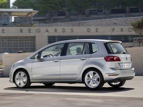 Ver foto 17 de Volkswagen Golf Sportsvan TDI 2014