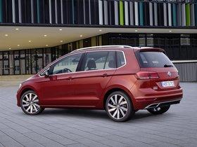 Ver foto 3 de Volkswagen Golf Sportsvan TSI 2017