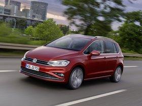Fotos de Volkswagen Golf Sportsvan