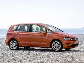 Ver foto 3 de Volkswagen Golf Sportsvan TSI 2014