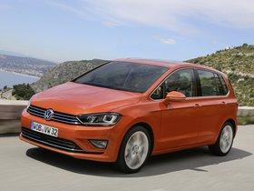 Ver foto 1 de Volkswagen Golf Sportsvan TSI 2014
