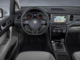 Ver foto 12 de Volkswagen Golf Sportvan Concept 2013