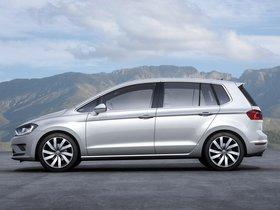 Ver foto 3 de Volkswagen Golf Sportvan Concept 2013