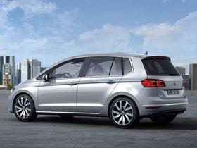 Ver foto 7 de Volkswagen Golf Sportvan Concept 2013