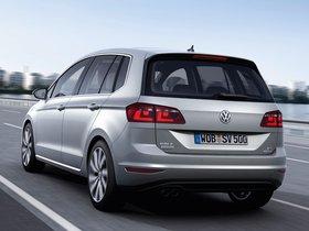 Ver foto 6 de Volkswagen Golf Sportvan Concept 2013