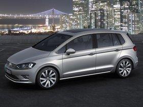 Ver foto 4 de Volkswagen Golf Sportvan Concept 2013