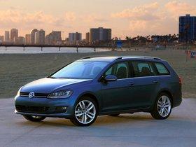 Ver foto 17 de Volkswagen Golf Sportwagen USA 2015