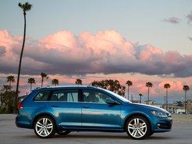 Ver foto 11 de Volkswagen Golf Sportwagen USA 2015