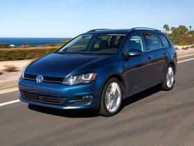 Ver foto 10 de Volkswagen Golf Sportwagen USA 2015