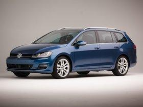 Fotos de Volkswagen Golf Sportwagen USA 2015