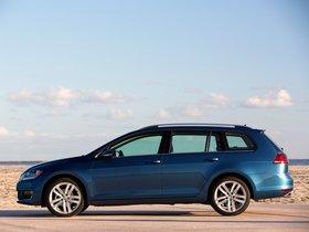 Ver foto 5 de Volkswagen Golf Sportwagen USA 2015