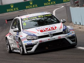 Fotos de Volkswagen Golf TCR 2015