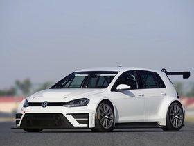 Ver foto 3 de Volkswagen Golf TCR Concept  2015