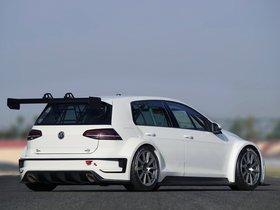 Ver foto 2 de Volkswagen Golf TCR Concept  2015