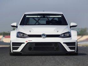 Ver foto 1 de Volkswagen Golf TCR Concept  2015