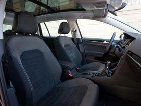 Ver foto 7 de Volkswagen Golf TDI 4MOTION Sportwagen USA 2014