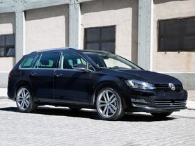 Fotos de Volkswagen Golf TDI 4MOTION Sportwagen USA 2014