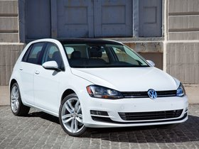 Fotos de Volkswagen Golf TDI 5 Puertas USA 2014
