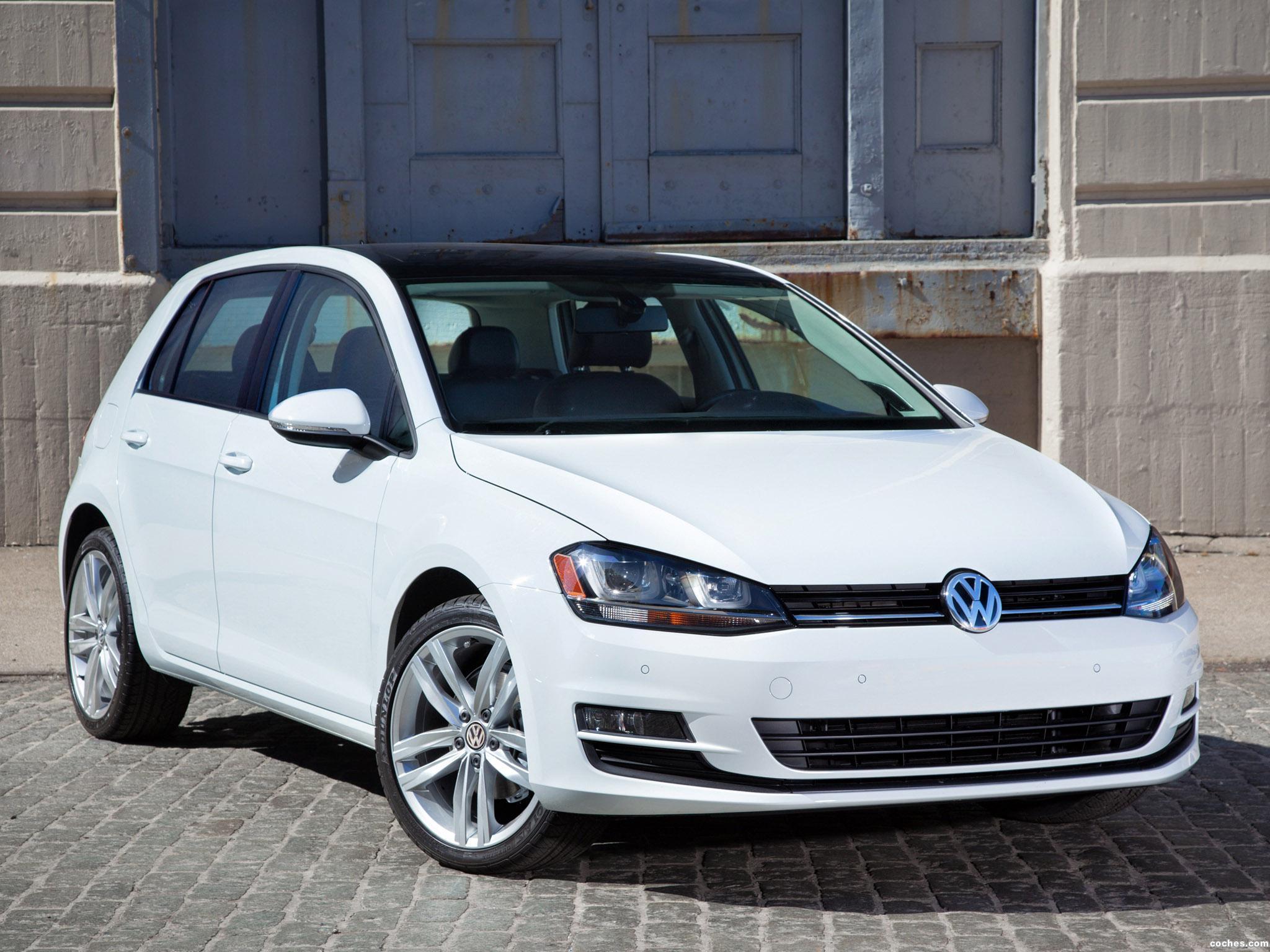 Foto 0 de Volkswagen Golf TDI 5 Puertas USA 2014