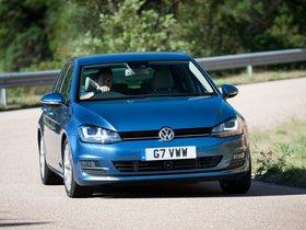 Ver foto 21 de Volkswagen Golf 7 5 puertas TDI Bluemotion UK 2013