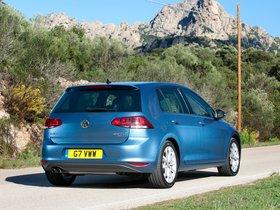 Ver foto 20 de Volkswagen Golf 7 5 puertas TDI Bluemotion UK 2013