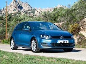 Ver foto 19 de Volkswagen Golf 7 5 puertas TDI Bluemotion UK 2013