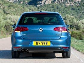 Ver foto 18 de Volkswagen Golf 7 5 puertas TDI Bluemotion UK 2013