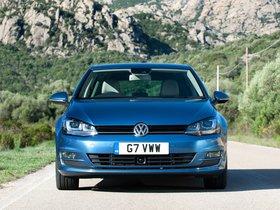 Ver foto 17 de Volkswagen Golf 7 5 puertas TDI Bluemotion UK 2013