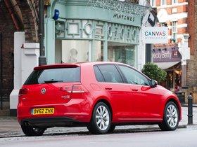 Ver foto 14 de Volkswagen Golf 7 5 puertas TDI Bluemotion UK 2013