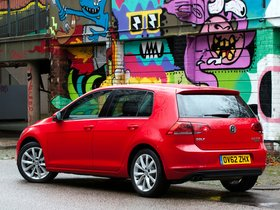 Ver foto 10 de Volkswagen Golf 7 5 puertas TDI Bluemotion UK 2013