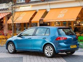 Ver foto 7 de Volkswagen Golf 7 5 puertas TDI Bluemotion UK 2013