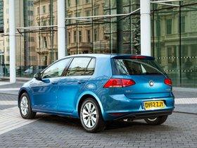 Ver foto 3 de Volkswagen Golf 7 5 puertas TDI Bluemotion UK 2013