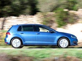 Ver foto 22 de Volkswagen Golf 7 5 puertas TDI Bluemotion UK 2013