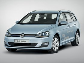 Ver foto 4 de Volkswagen Golf Variant TDI BlueMotion 2013