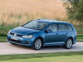 Ver foto 8 de Volkswagen Golf 7 Variant TDI BlueMotion  2013
