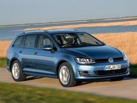 Ver foto 7 de Volkswagen Golf 7 Variant TDI BlueMotion  2013