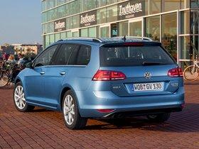 Ver foto 6 de Volkswagen Golf 7 Variant TDI BlueMotion  2013
