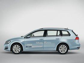 Ver foto 3 de Volkswagen Golf Variant TDI BlueMotion 2013