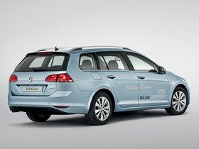 Ver foto 2 de Volkswagen Golf Variant TDI BlueMotion 2013