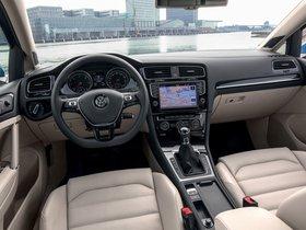 Ver foto 13 de Volkswagen Golf 7 Variant TDI BlueMotion  2013