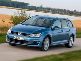 Ver foto 10 de Volkswagen Golf 7 Variant TDI BlueMotion  2013