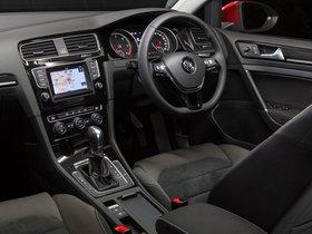 Ver foto 19 de Volkswagen Golf TDI Bluemotion Wagon Australia 2014