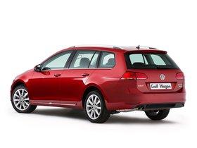 Ver foto 8 de Volkswagen Golf TDI Bluemotion Wagon Australia 2014